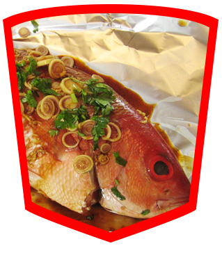 Tasty Brown Stew Fish