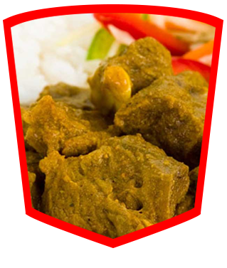 Tasty Curry Mutton